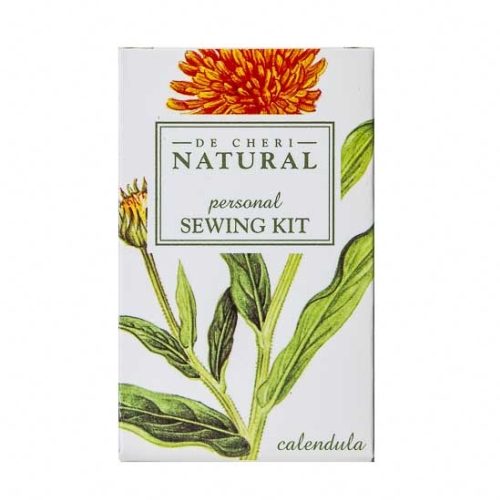 DE CHERI NATURAL SEWING KIT 300ctn