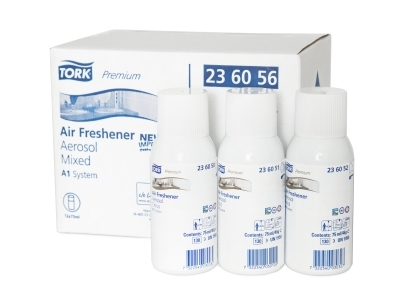TORK PREMIUM AIR FRESHENER MIXED PACK 12ctn A1