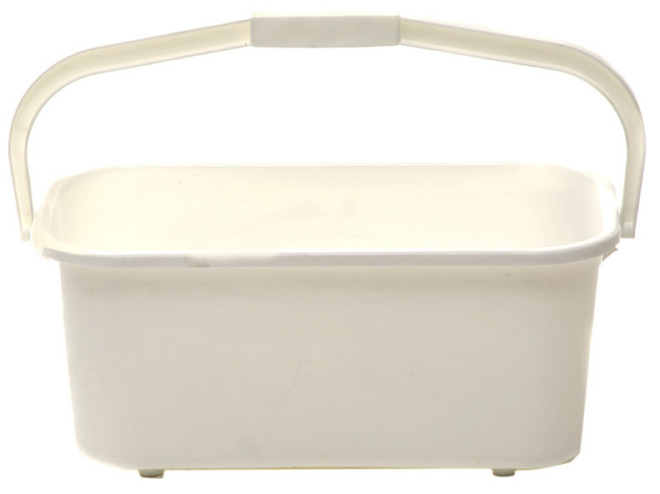 SABCO RECTANGLE WINDOW BUCKET 11Ltr
