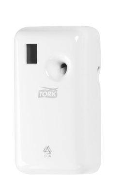 TORK AIR FRESHENER DISPENSER WHITE A1