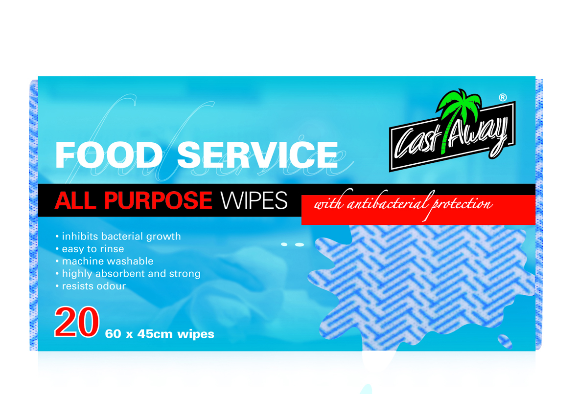 ALL PURPOSE CLEANING WIPES 20 Pack