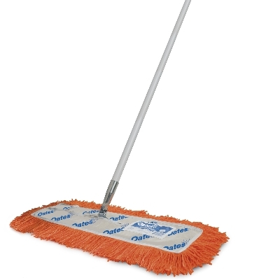 OATES MODACRYLIC DUST MOP 610mm WITH FRAME & HANDLE