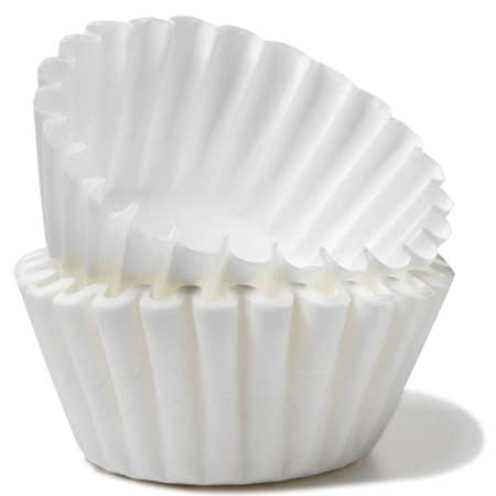 COFFEE FILTERS FLUTED      500
