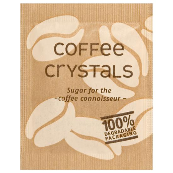 COFFEE CRYSTAL SUGAR SACHET 1000ctn