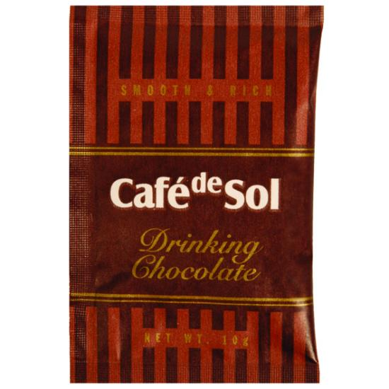 CAFE DE SOL DRINKING CHOCOLATE 300ctn
