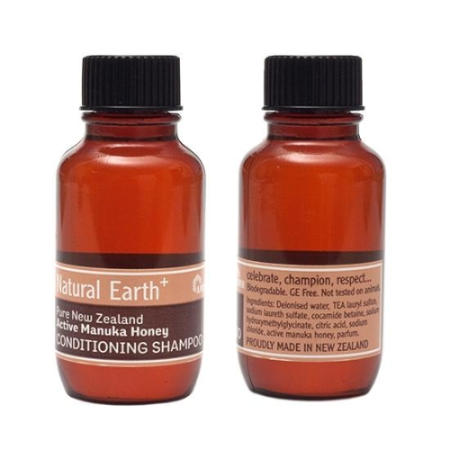 NATURAL EARTH CONDITIONING SHAMPOO BOTTLE 324ctn