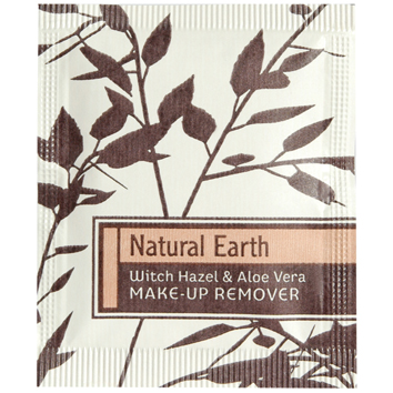 NATURAL EARTH MAKE UP REMOVER TOWEL 150ctn
