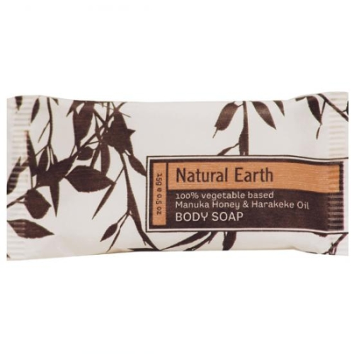 NATURAL EARTH SOAP WRAPPED 500