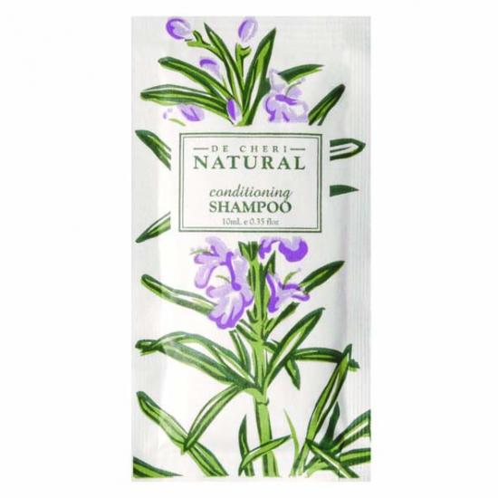 DE CHERI NATURAL CONDITIONING SHAMPOO SACHET 500