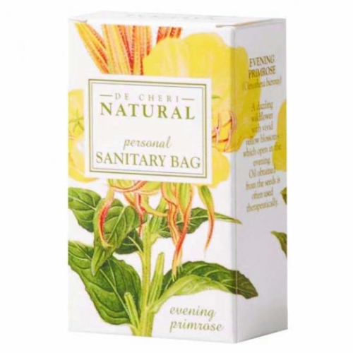 DE CHERI NATURAL SANITARY BAG  250