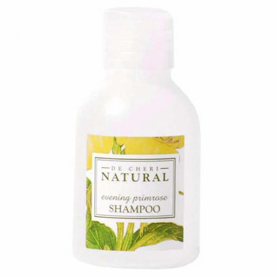 DE CHERI NATURAL SHAMPOO BOTTLE  252