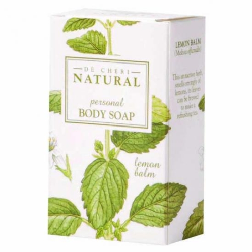DE CHERI NATURAL SOAP IN CARTON 40g 240 ** Non **