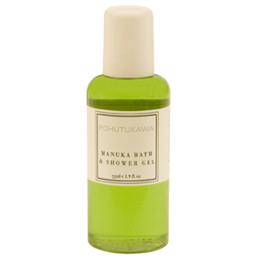 POHUTUKAWA BATH & SHOWER GEL BOTTLE  112ctn