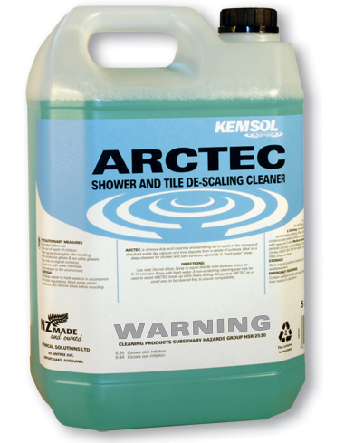 KEMSOL ARCTEC SHOWER & TILE CLEANER 5Ltr