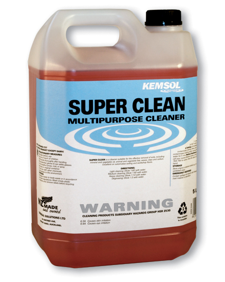 KEMSOL SUPER CLEAN DEGREASER  20Ltr