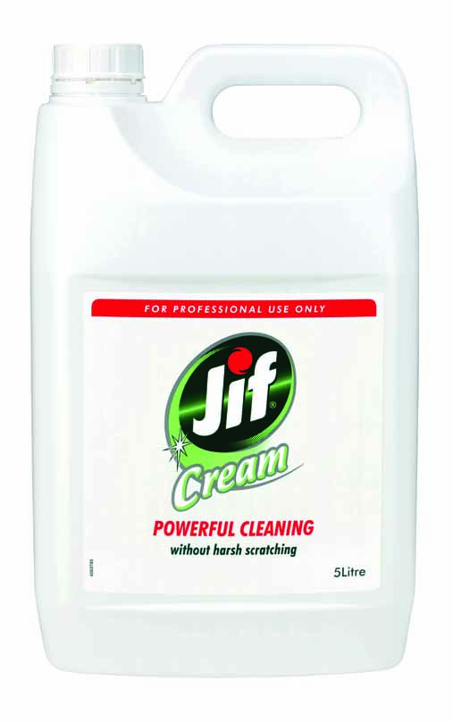 JIF CREME  CLEANSER REGULAR  5Ltr