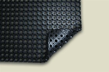 ZEROMAT HEAVY DUTY RUBBER MAT 800 x 1200mm